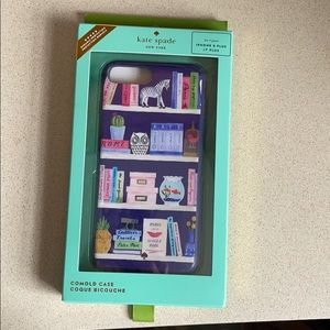 Kate spade IPhone 8 Plus/ 7 plus case